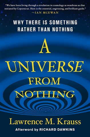_A Universe From Nothing_ front cover.