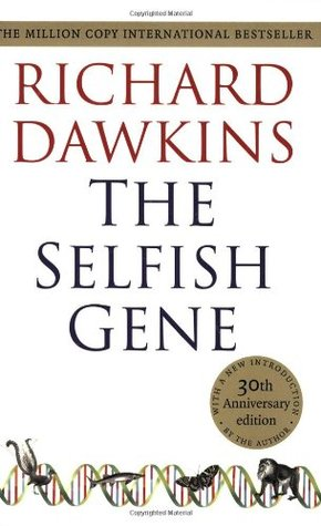 _The Selfish Gene_ front cover.